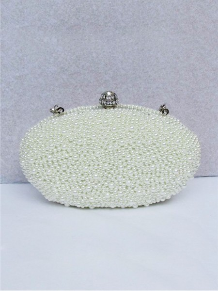 Pearls Evening Handbags