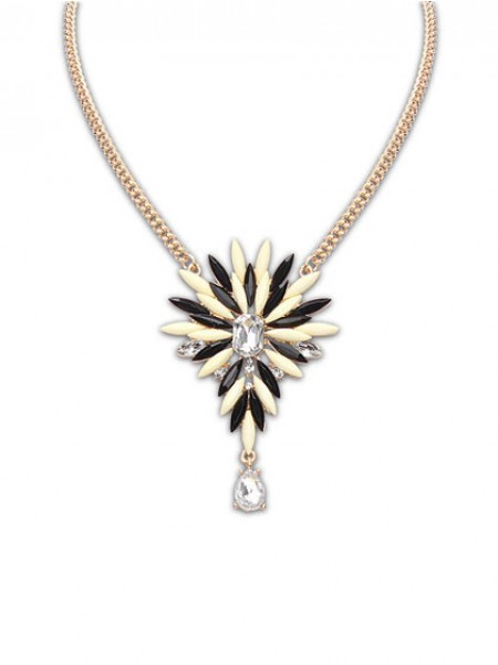 Occident Elegant Simple Exquisite Women's Hot Sale Necklace