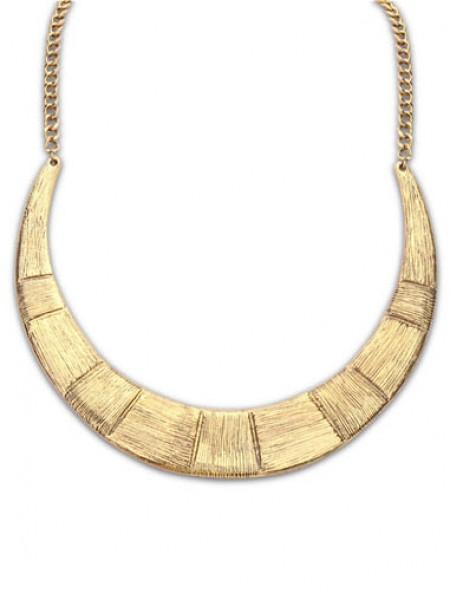 Occident Major suit Semicircle alloy Hot Sale Necklace